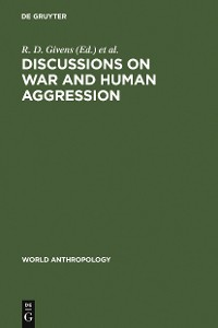 Cover Discussions on War and Human Aggression