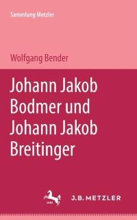 Cover J.J. Bodmer / J.J. Breitinger