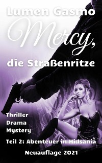 Cover Mercy, die Straßenritze Teil 2