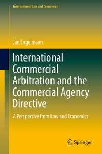 Cover International Commercial Arbitration and the Commercial Agency Directive