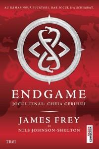Cover Endgame. Jocul Final: Cheia Cerului
