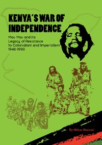 Cover Kenya's War of Independence
