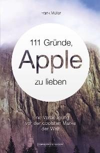 Cover 111 Gründe, Apple zu lieben