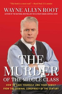 Cover Murder of the Middle Class