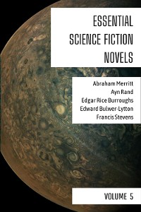 Cover Essential Science Fiction Novels - Volume 5