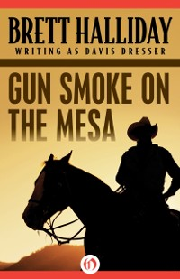 Cover Gun Smoke on the Mesa