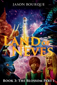 Cover LAND OF NEVES: Book 3