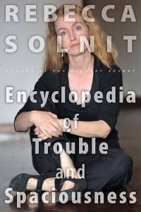 Cover The Encyclopedia of Trouble and Spaciousness
