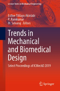 Cover Trends in Mechanical and Biomedical Design