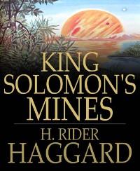 Cover King Solomon's Mines
