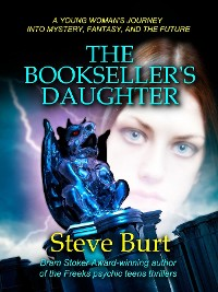 Cover The Bookseller's Daughter