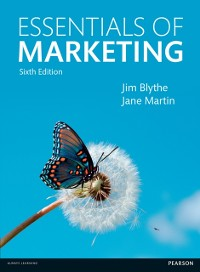 Cover Essentials of Marketing