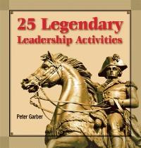 Cover 25 Legendary Leadership Activities