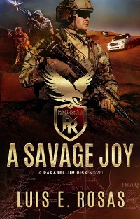 Cover A Savage Joy