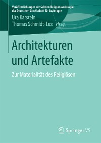 Cover Architekturen und Artefakte