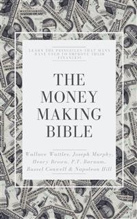 Cover The Money-Making Bible