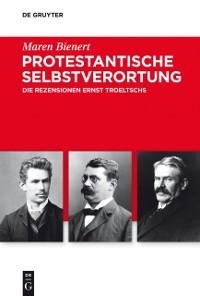 Cover Protestantische Selbstverortung