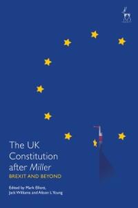 Cover UK Constitution after Miller