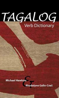Cover Tagalog Verb Dictionary