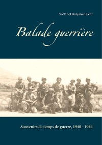Cover Balade guerrière
