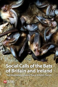 Cover Social Calls of the Bats of Britain and Ireland