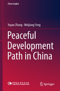 Cover Peaceful Development Path in China