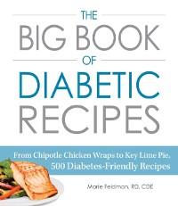 Cover Big Book of Diabetic Recipes