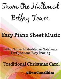 Cover From the Hallowed Belfry Tower Easy Piano Sheet Music