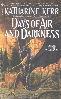 Cover Days of Air and Darkness