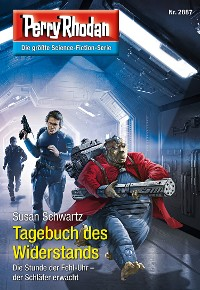 Cover Perry Rhodan 2887: Tagebuch des Widerstands
