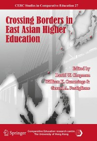 Cover Crossing Borders in East Asian Higher Education