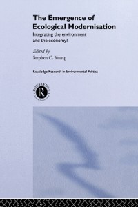 Cover Emergence of Ecological Modernisation