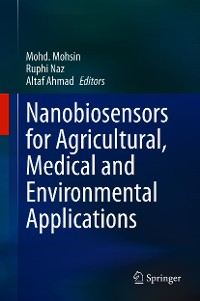 Cover Nanobiosensors for Agricultural, Medical and Environmental Applications