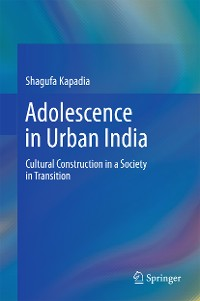 Cover Adolescence in Urban India