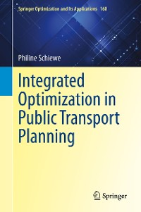 Cover Integrated Optimization in Public Transport Planning