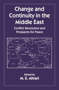 Cover Change and Continuity in the Middle East