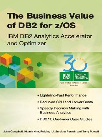 Cover The Business Value of DB2 for z/OS