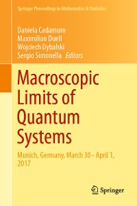 Cover Macroscopic Limits of Quantum Systems