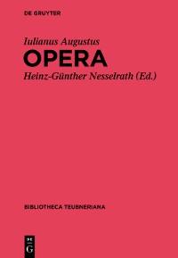 Cover Iuliani Augusti Opera