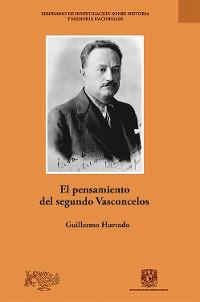 Cover El pensamiento del segundo Vasconcelos