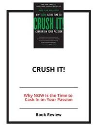 Cover Crush It!