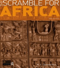 Cover Scramble for Africa
