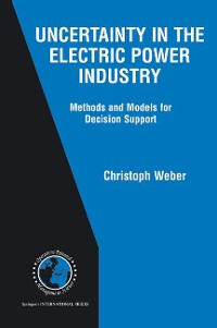 Cover Uncertainty in the Electric Power Industry
