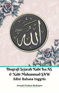Cover Biografi Sejarah Nabi Isa AS Dan Nabi Muhammad SAW Edisi Bahasa Inggris