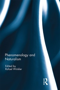 Cover Phenomenology and Naturalism