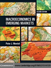 Cover Macroeconomics in Emerging Markets