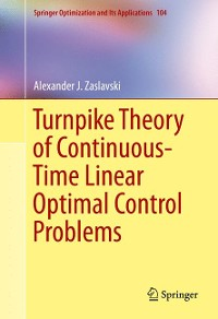 Cover Turnpike Theory of Continuous-Time Linear Optimal Control Problems