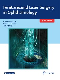 Cover Femtosecond Laser Surgery in Ophthalmology
