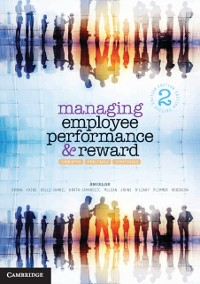 Cover Managing Employee Performance and Reward