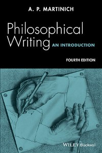 Cover Philosophical Writing